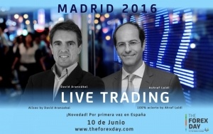 Live Trading Viernes 10 Junio