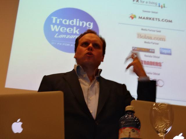 Daniel Lacalle en Trading Week